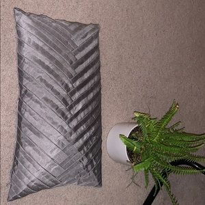 Other - Grey deco pillow